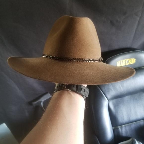Stetson Carson Cowboy Hat. M 5bafdcd55c4452f9b310bebc 8dd1b16c903